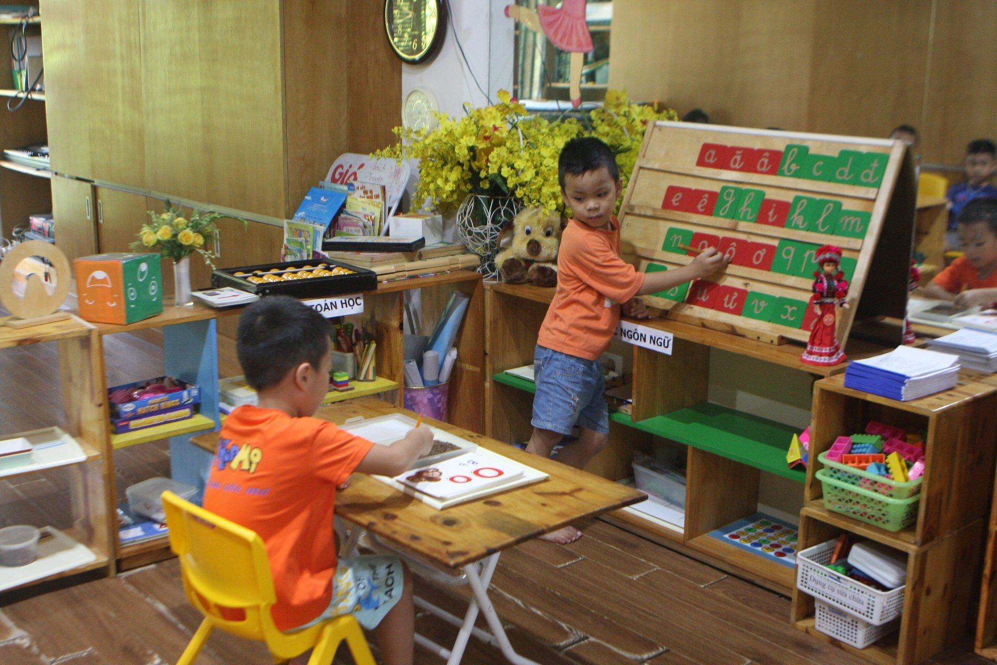Trường mầm non tư thục Hoạ Mi - Ngọc Lâm