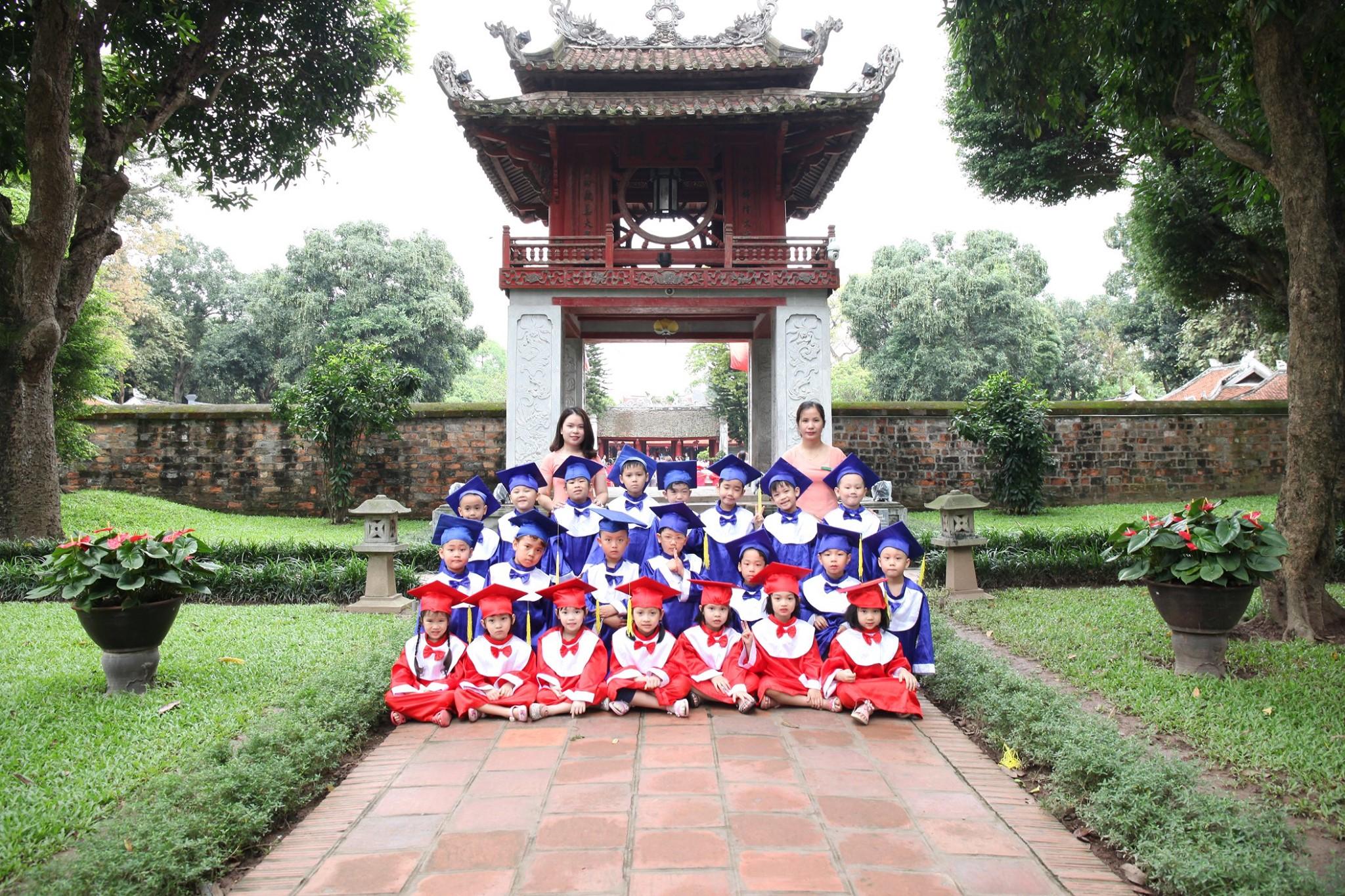 Trường mầm non tư thục HugoKids - Khương Đình