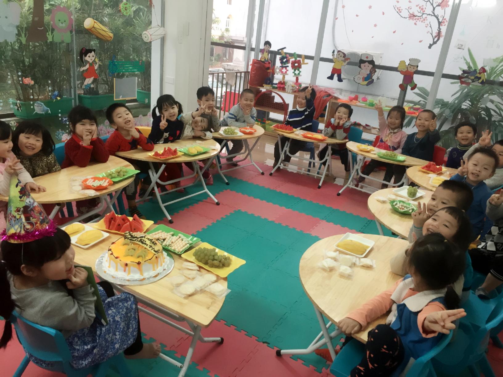 Trường mầm non Tư Thục Kids Home - CS 2 KDT Văn Khê