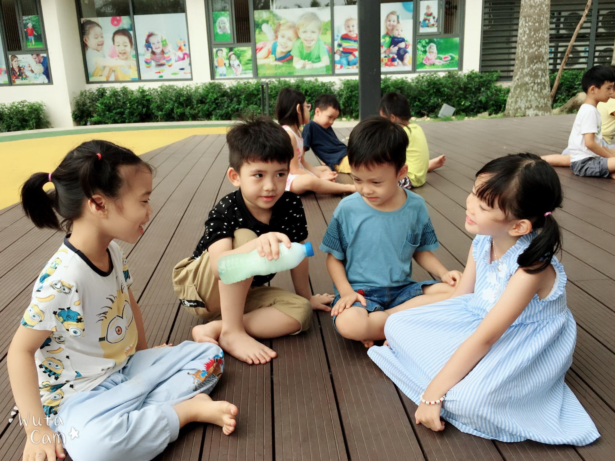 Trường mầm non Kids Home - CS5 Tân Triều