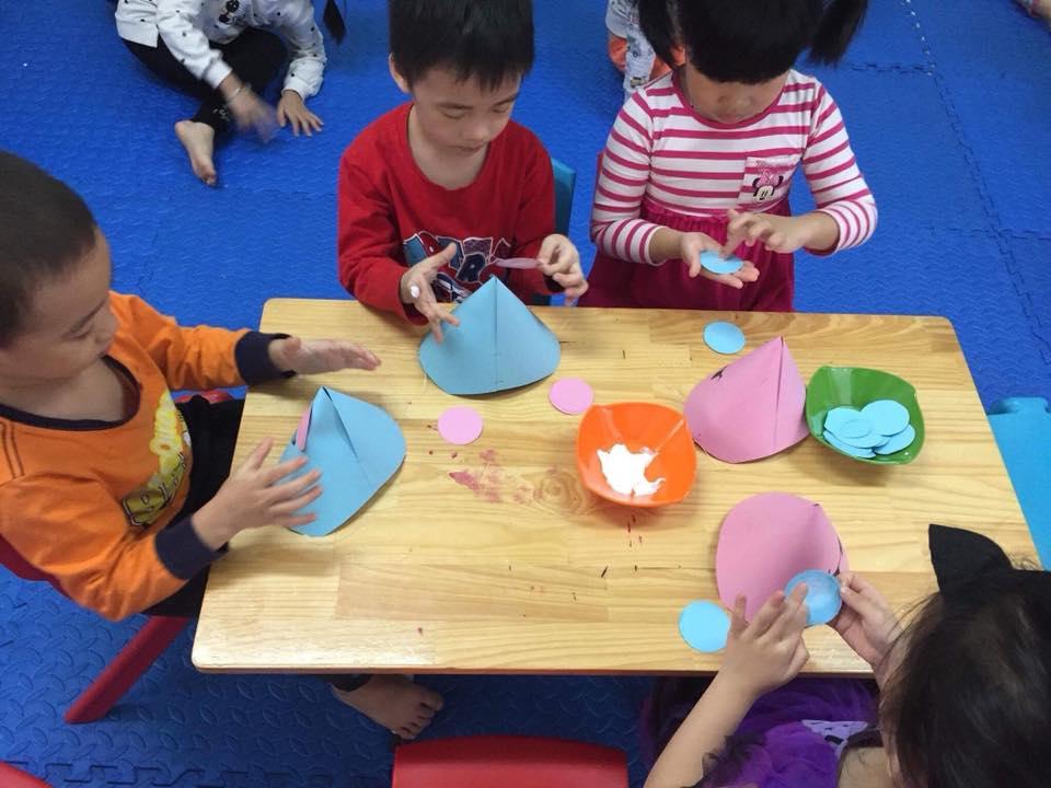 Trường mầm non Tư Thục Kids Home - CS1 Khu Đô Thị Bắc Hà
