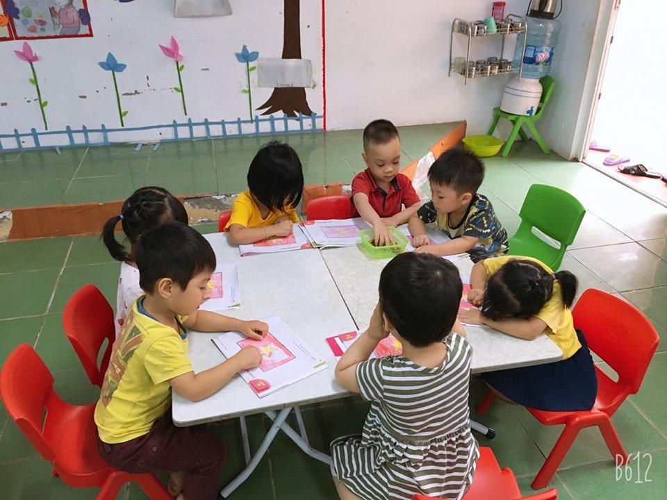 Trường Mầm non Tư thục Lômônôxốp - Mễ Trì