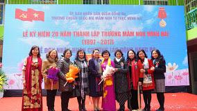 Trường mầm non Minh Hải - Đặng Văn Ngữ