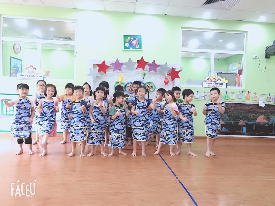 Trường mầm non tư thục Nắng Mai - Nhân Chính