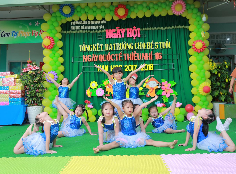 Trường mầm non Tư Thục Ngôi Sao - An Phú