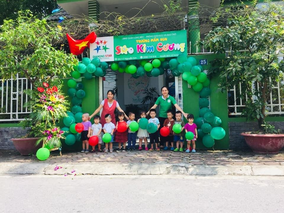 Trường mầm non Chất Lượng Cao Sao Kim Cương ( Diamond Star ) - Nguyễn Sơn