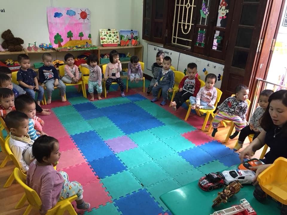 Trường mầm non tư thục Tràng An - Hào Nam