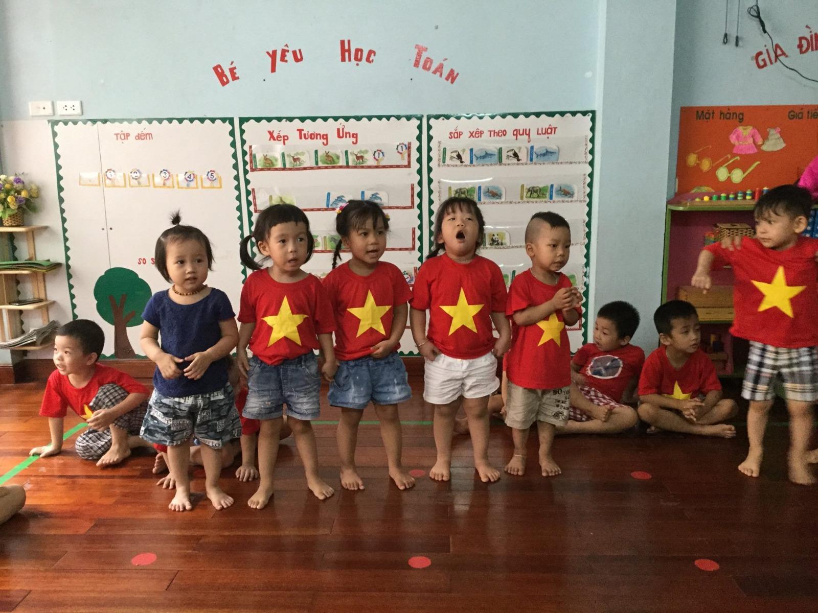 Trường mầm non Việt An - Hồng Mai, Hai  Bà Trưng