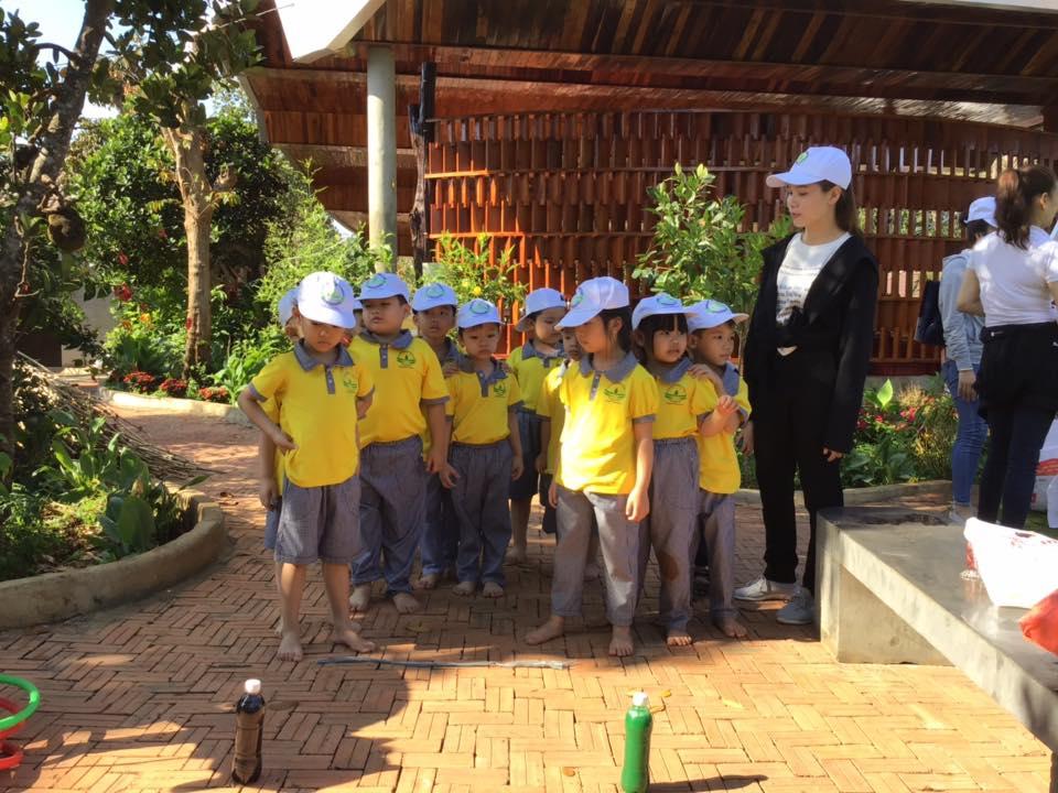 Trường mầm non Tuấn Vũ - Tân Lợi