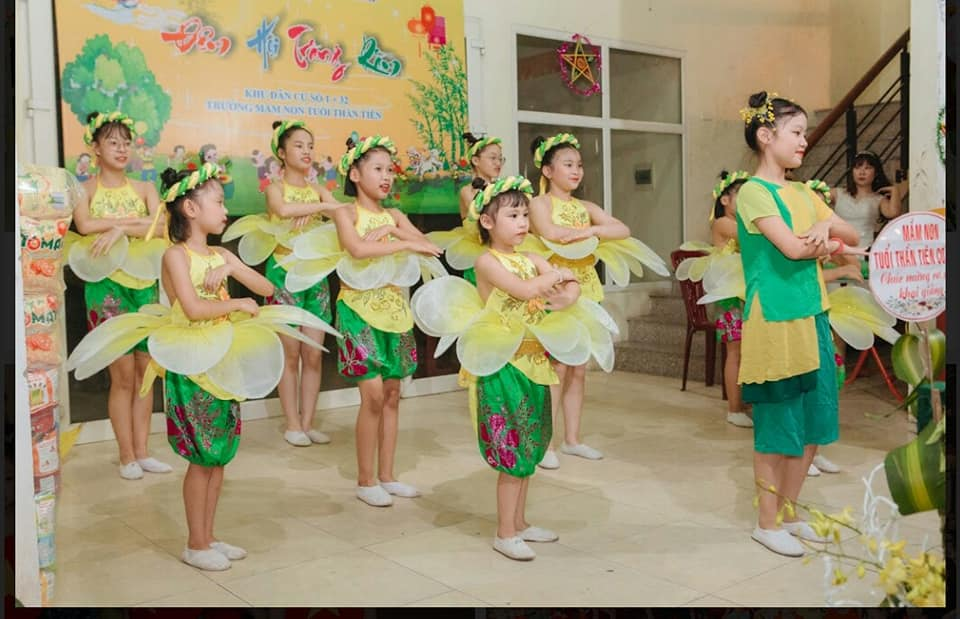 Trường mầm non Tuổi Thần Tiên - Định Công Thượng