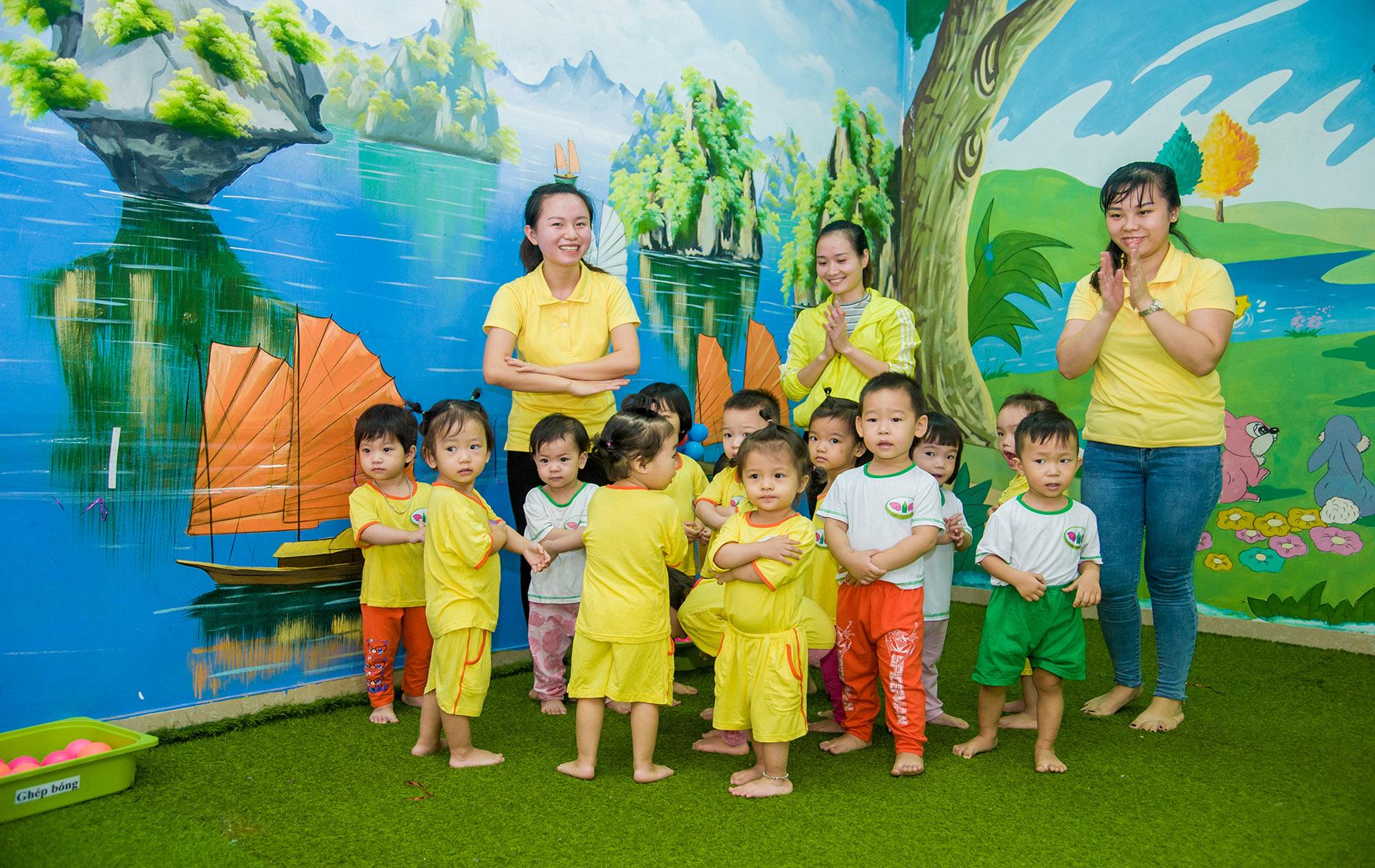 Trường mầm non Tuổi Thần Tiên - Tổ 1 phường La Khê CS1