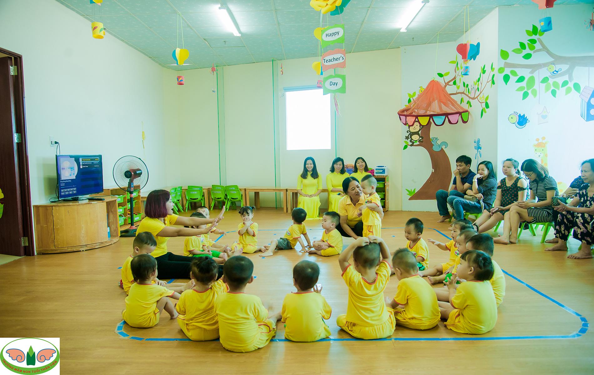 Trường Mầm non Tuổi Thần Tiên - 47 KĐT An Hưng CS6