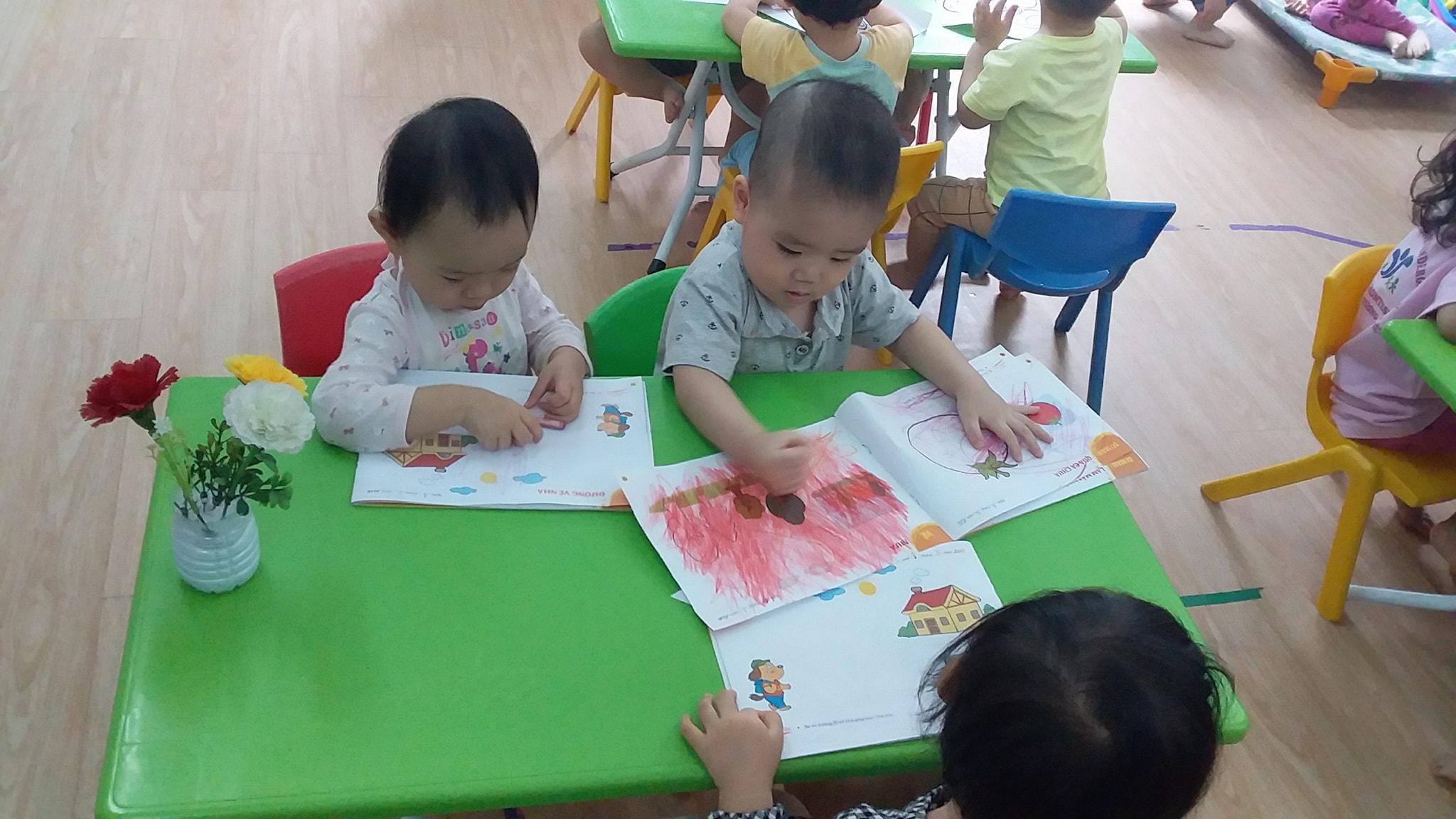Trường mầm non Tuổi Thơ - Chợ Khâm Thiên