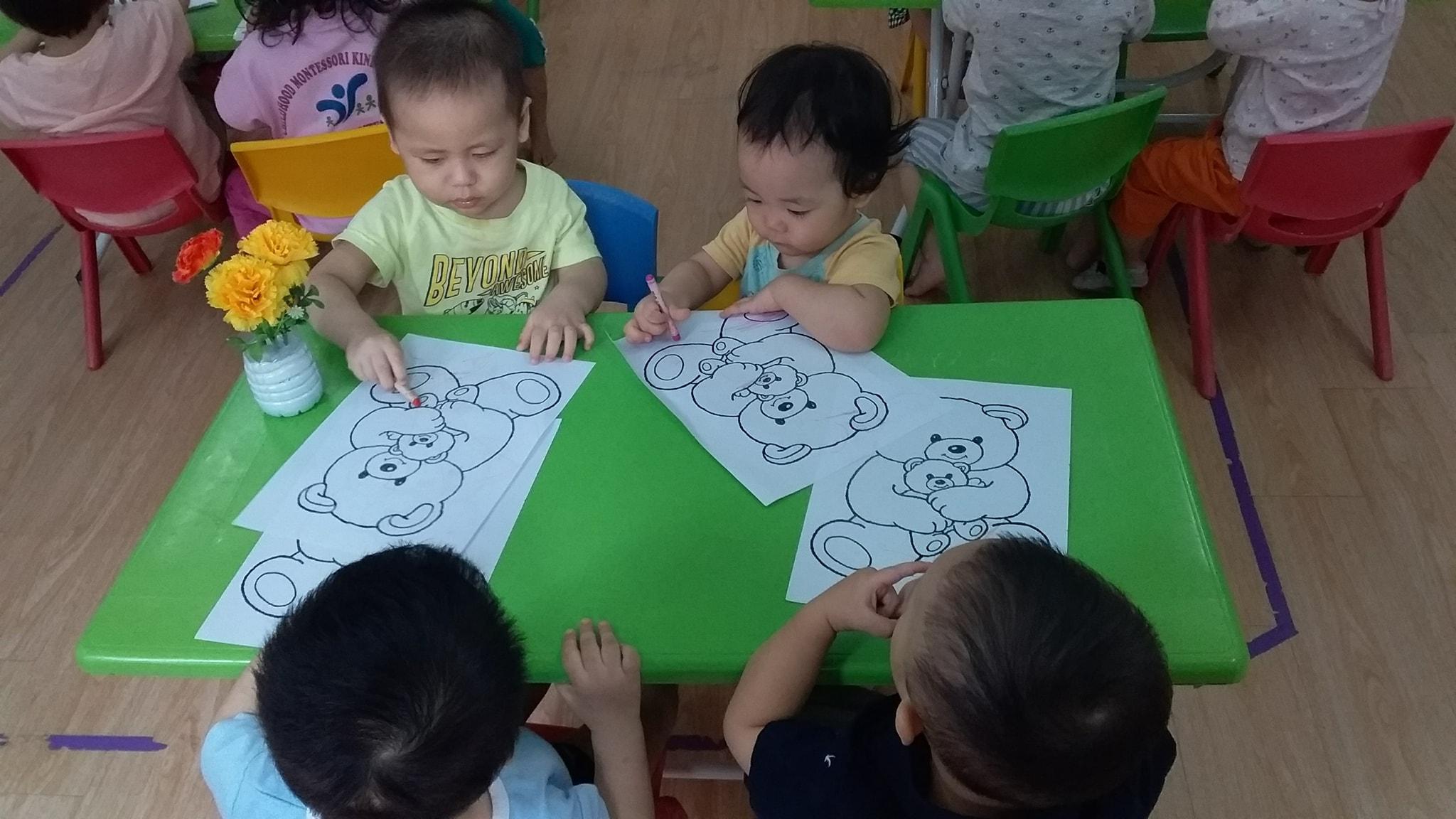 Trường mầm non Tuổi Thơ - cơ sở Văn Hương