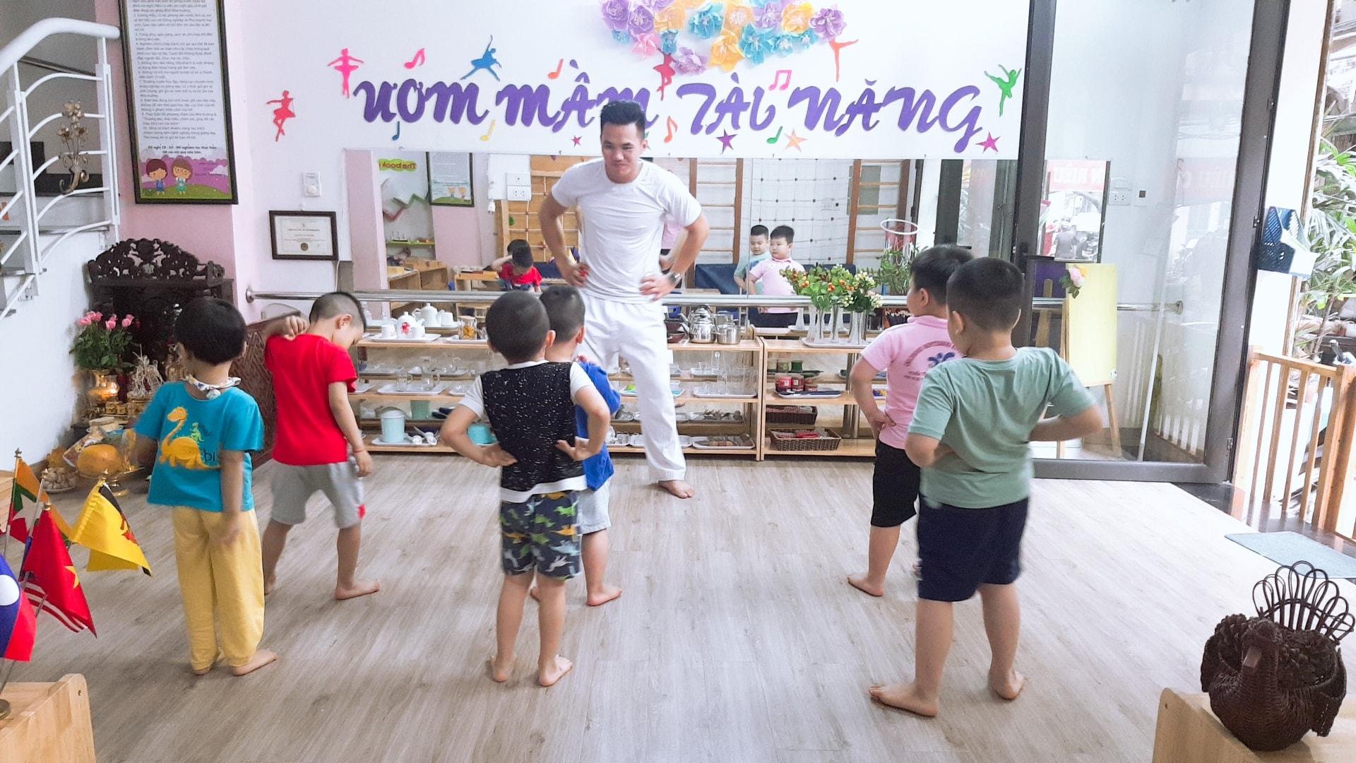 Trường mầm non Tuổi Thơ CS 3 - Trần Hữu Tước