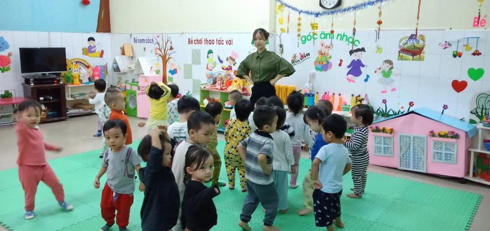 Trường mầm non Tuổi Thơ -  Nguyễn Chí Thanh,Hải châu I