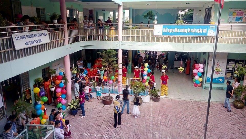 Trường mầm non Vàng Anh - Hiệp Phú