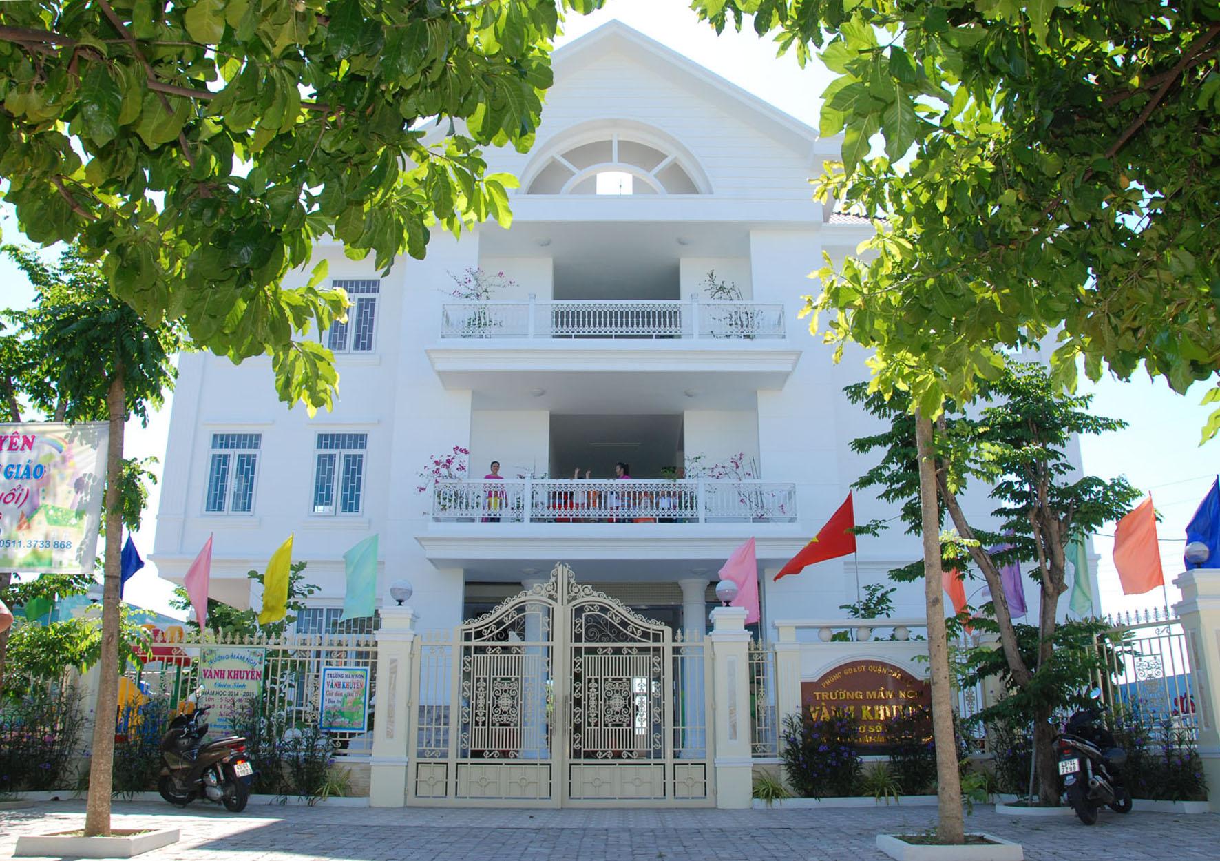 Trường mầm non Vành Khuyên - Hòa Thọ Đông