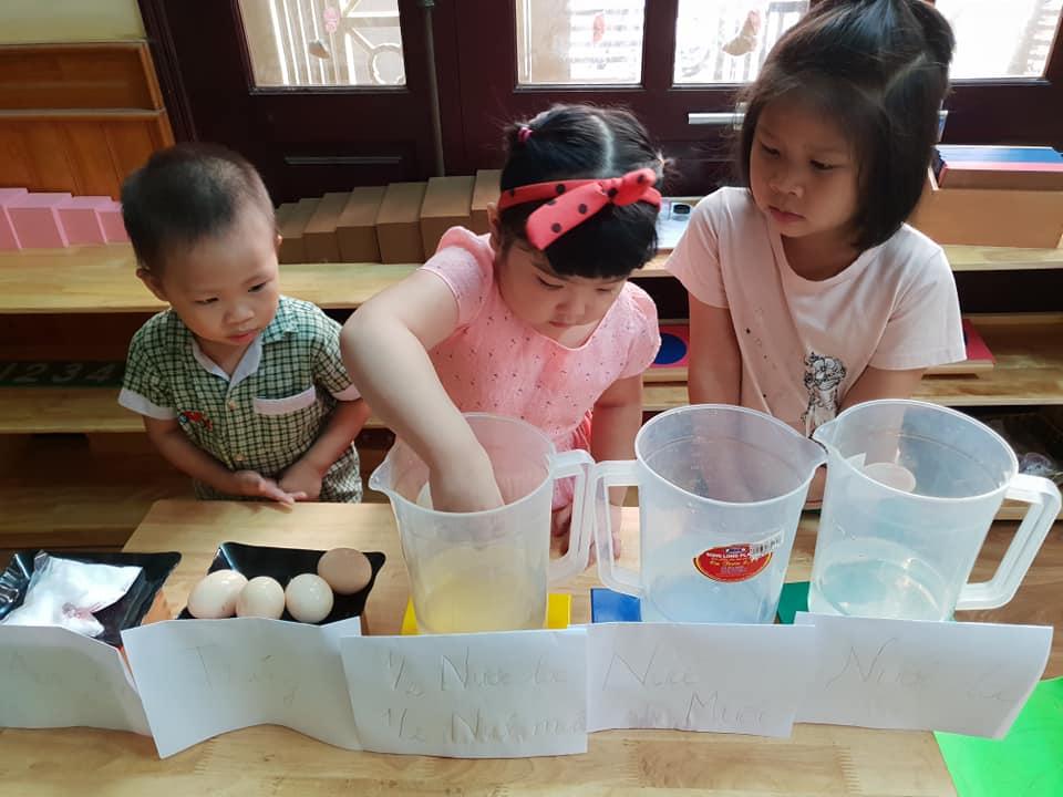 Trường mầm non Vi Khánh II - Kim Ngưu