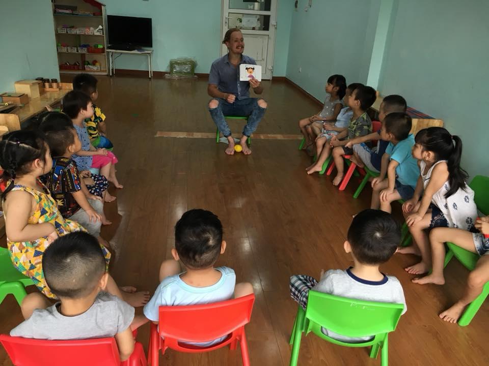 Trường mầm non Vi Khánh - Thanh Lương