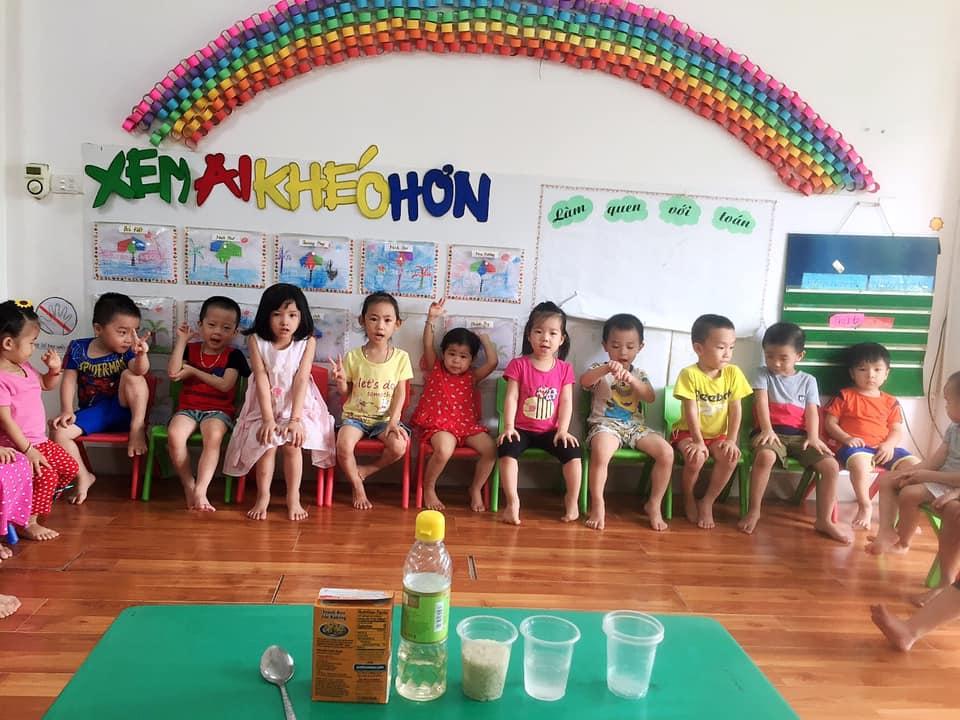 Trường mầm non Việt Á - Trung Hòa