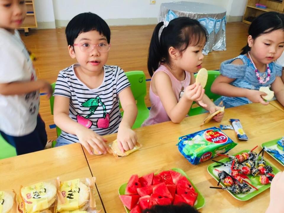 Trường mầm non Việt - Anh Montessori - Hoàng Cầu