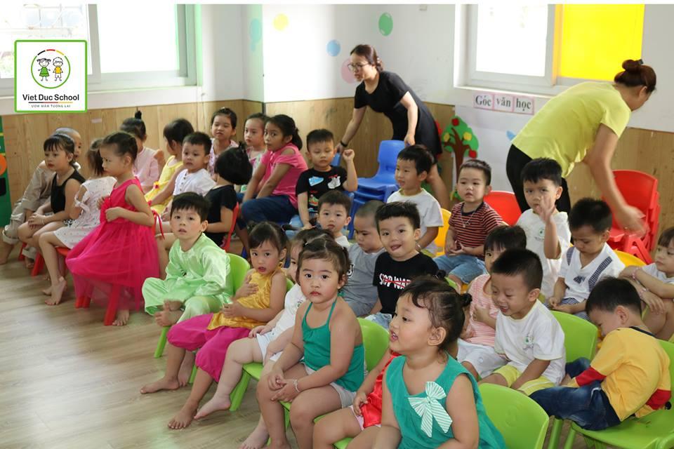 Trường mầm non Việt Đức 6 Plus - Phường 16