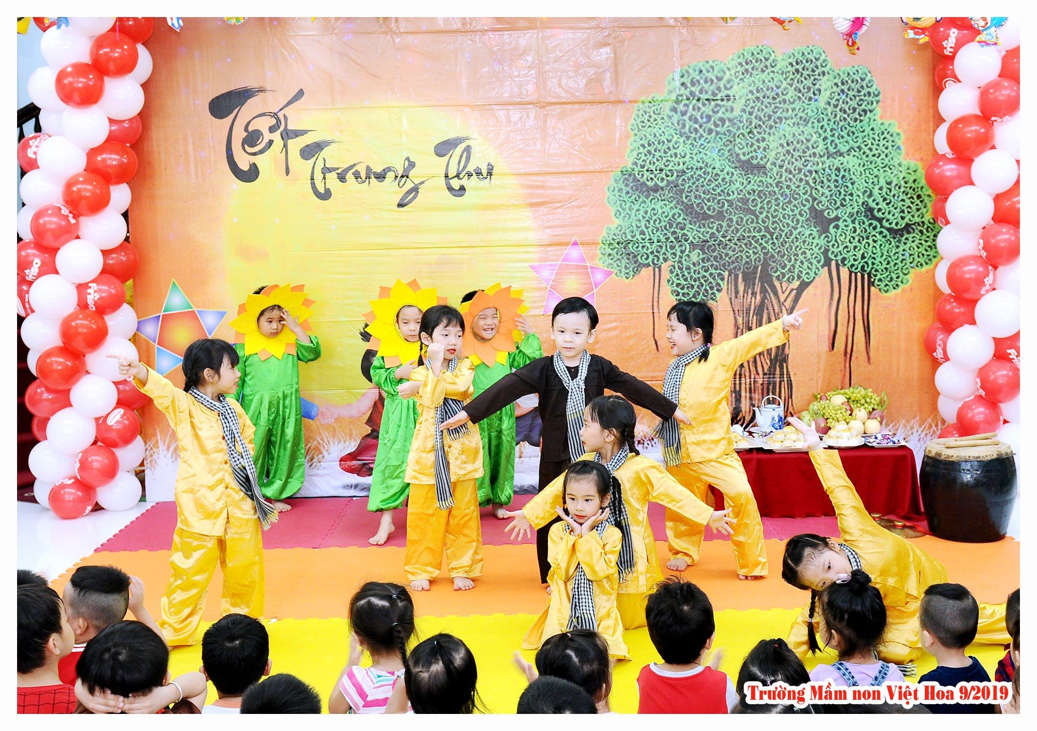 Trường mầm non Việt Hoa - Phường 11
