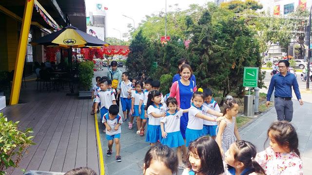 Hệ Thống Trường Việt Mỹ - VAschools - An Phú