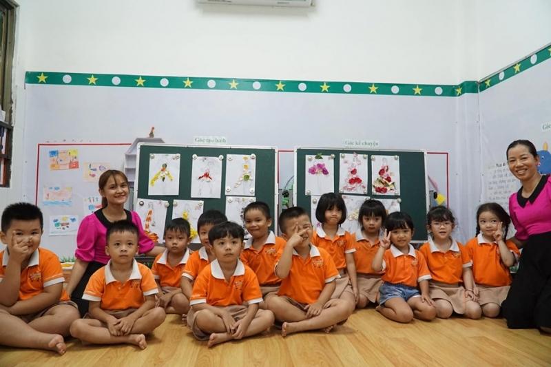 Trường mầm non Việt Mỹ (VAS) - Nguyễn Sơn