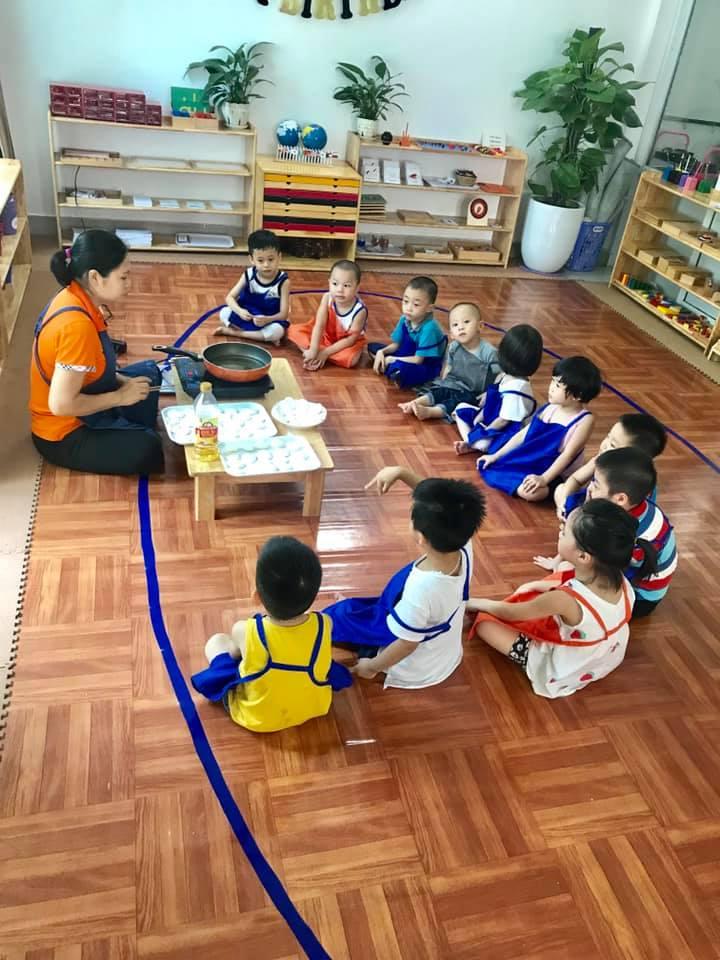 Trường mầm non Việt Mỹ - Sóc Sơn
