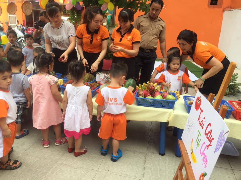 Trường mầm non Việt Mỹ Úc (AVS) - phường 11, quận Bình Thạnh