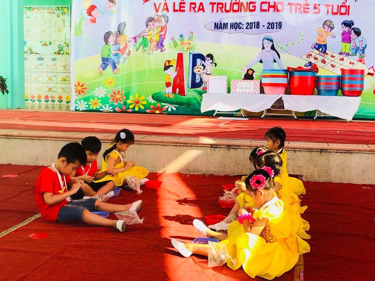 Trường mầm non Việt Úc - Minh Tân