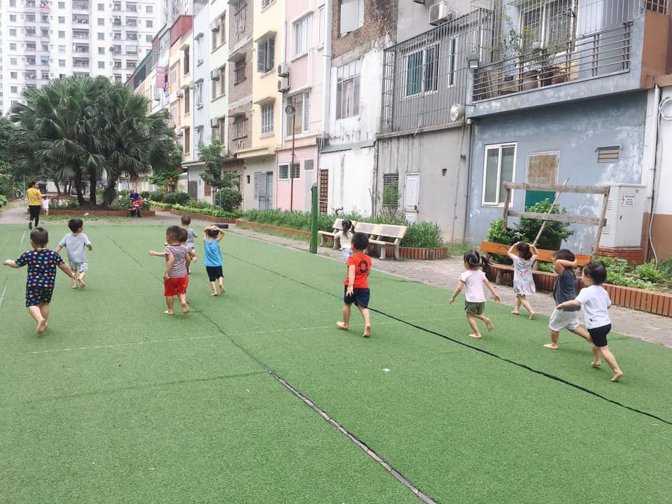 Trường mầm non Việt Úc Plus CS 3 - KĐT Xa La