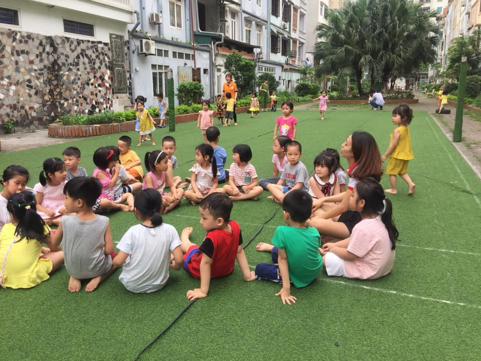Trường mầm non Việt Úc Plus CS 4 - KĐT Xa La