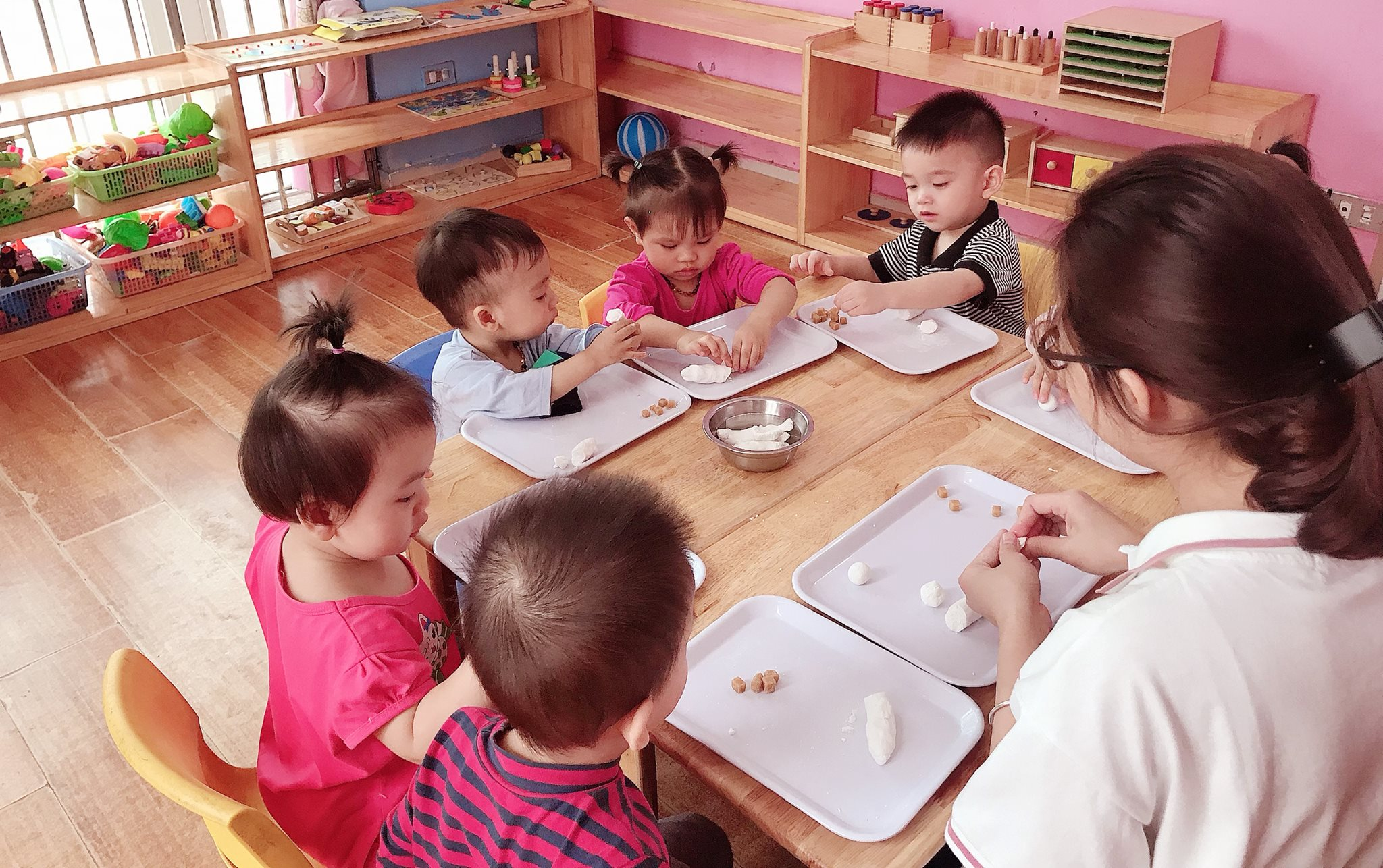 Trường mầm non Việt Úc - Văn Quán Hà Đông CS1