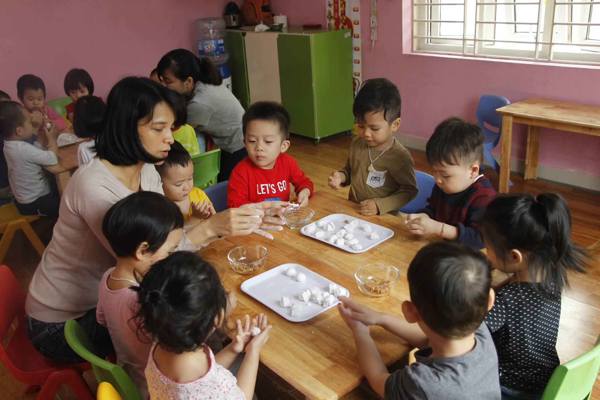 Trường mầm non Việt Úc - Văn Quán Hà Đông CS2