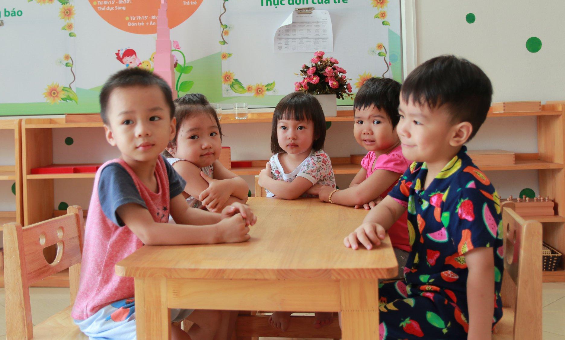 Trường mầm non Việt Úc VOV - Chung Cư VOV, Cơ Sở 3