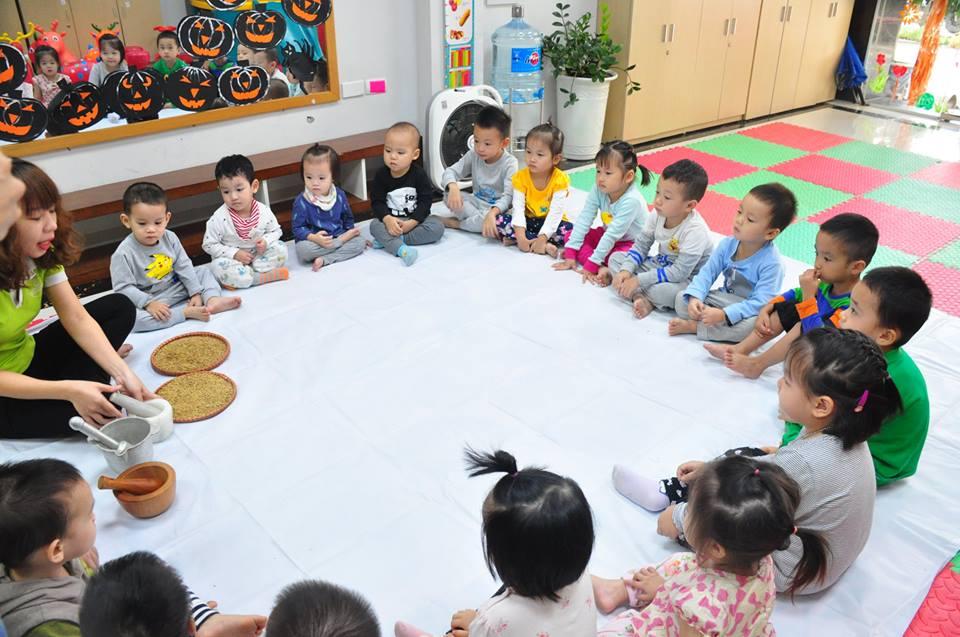 Trường mầm non VietGenius - Trung Hòa