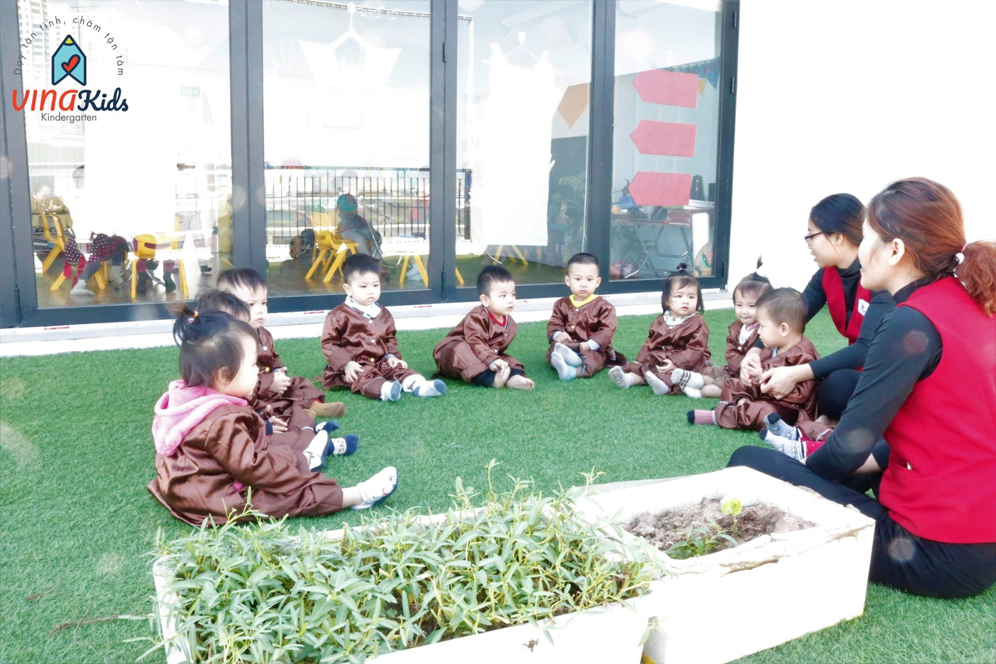 Trường mầm non Vinakids - Ecopark