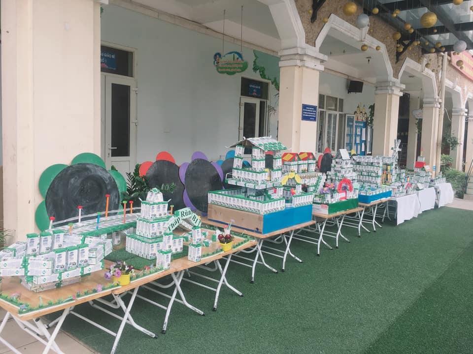 Trường mầm non Vĩnh Hưng - Hoàng Mai