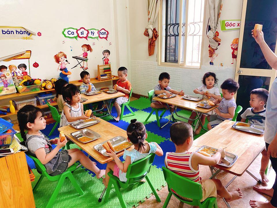 Trường mầm non VLB Minh Khai -  ngõ Hòa Bình