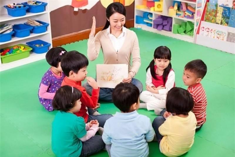 Trường mầm non Vườn tuổi thơ - Quảng An