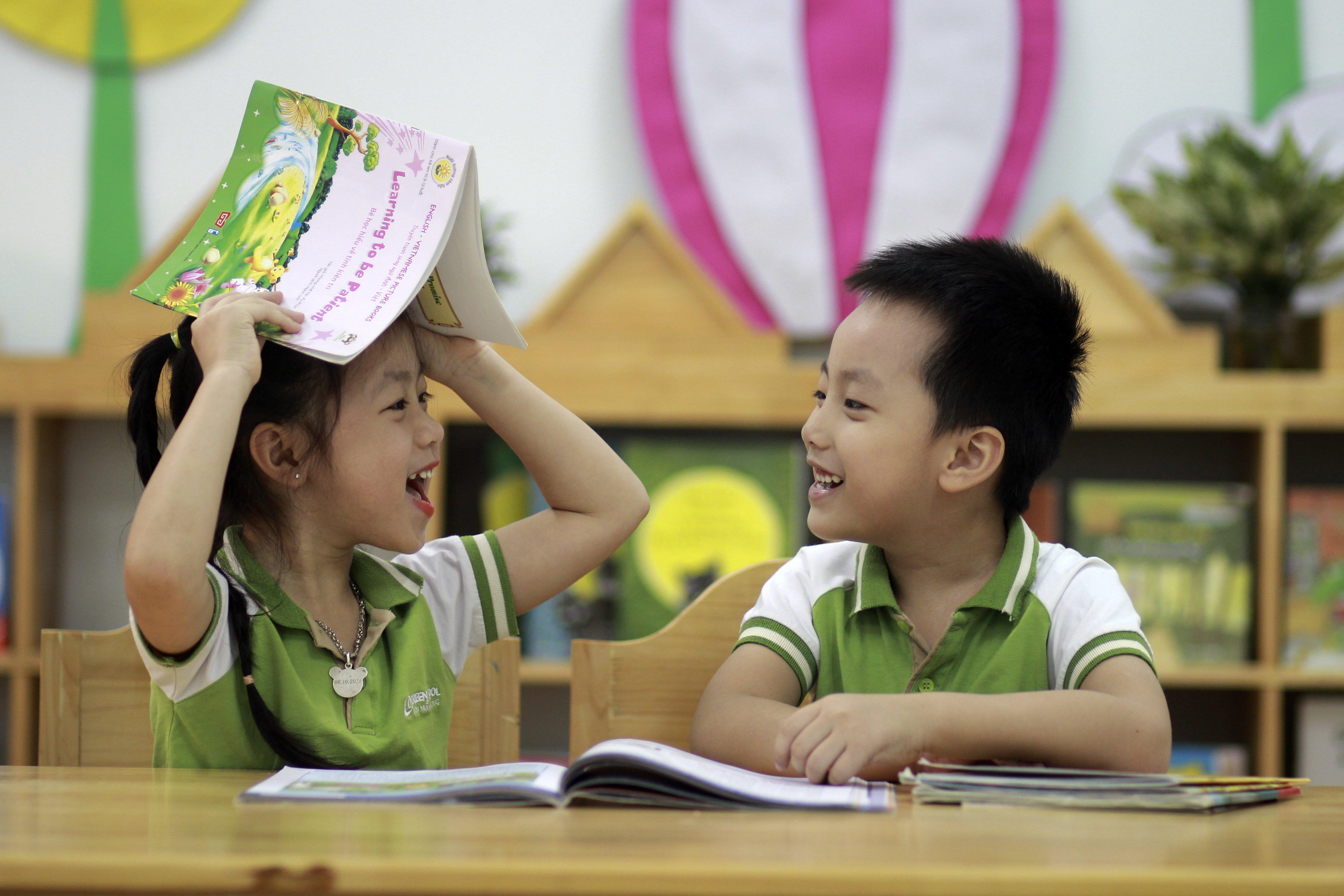 Trường mầm non Vườn Xanh Nam Đô ( Green School Nam Đô)