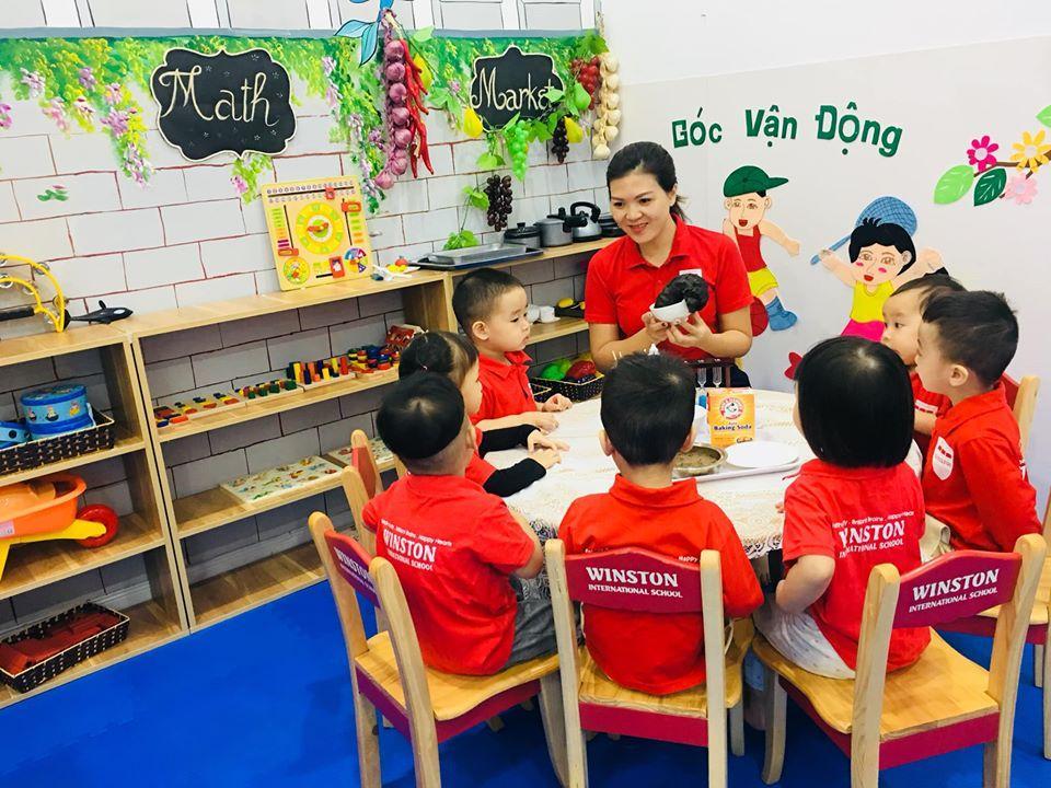 Trường mầm non Winston - 72A Nguyễn Trãi