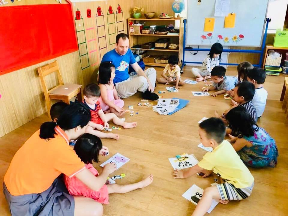 Trường Mầm non Wisdomland - Bình Thạnh Campus