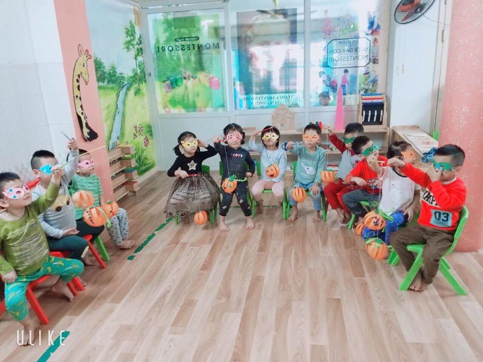 Trường mầm non Wonderland Montessori - KĐT Đặng Xá