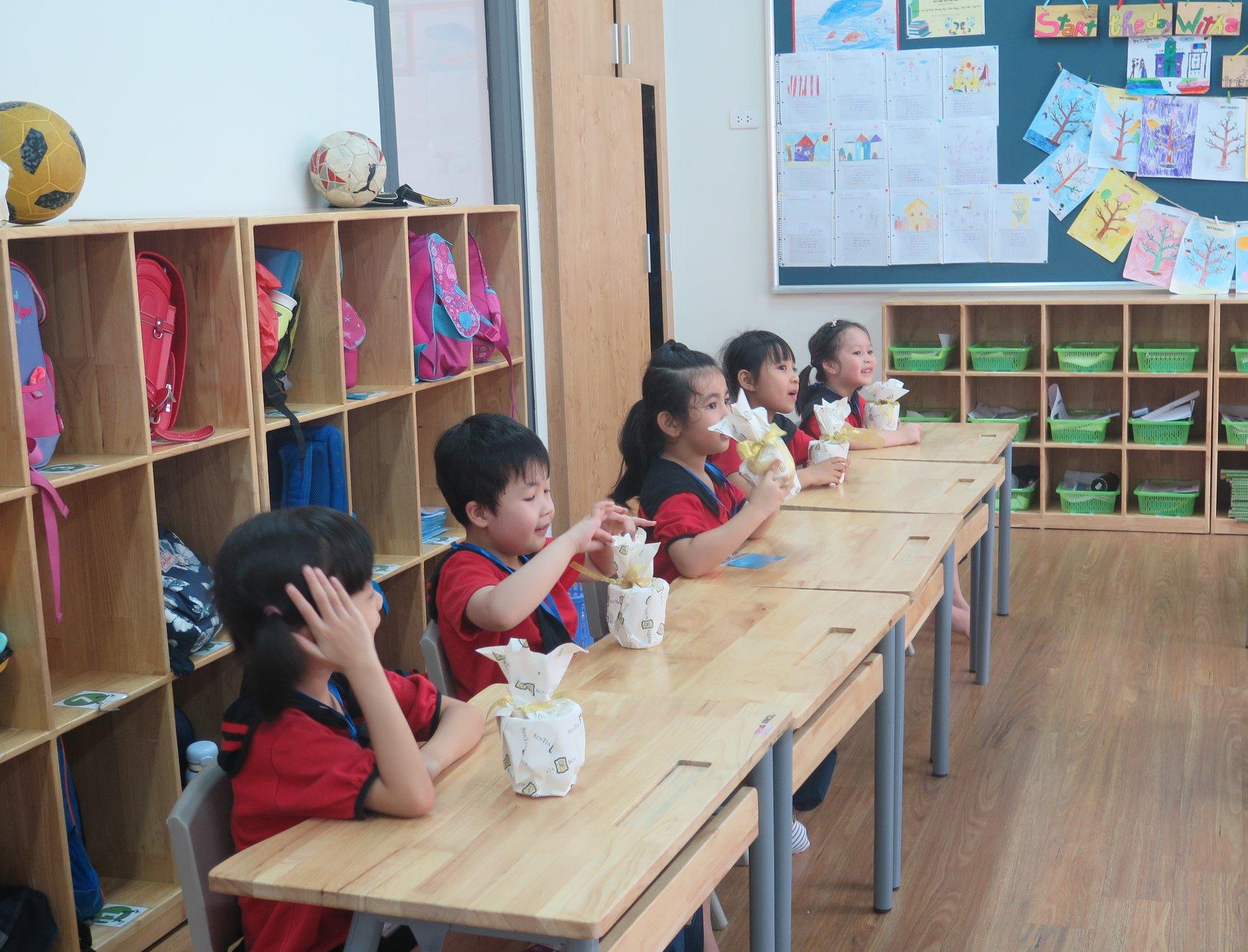 Trường mầm non Wonderland ( Xứ Sở Diệu Kỳ ) - Nguyên Hồng