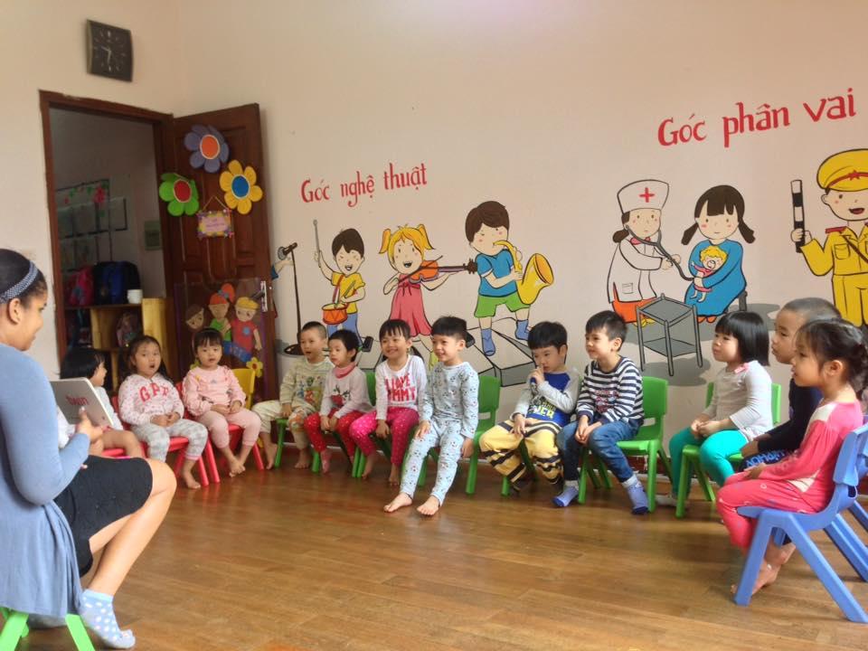 Trường mầm non Xứ Sở Thần Tiên ( Wonderland ) - Kim Ngưu
