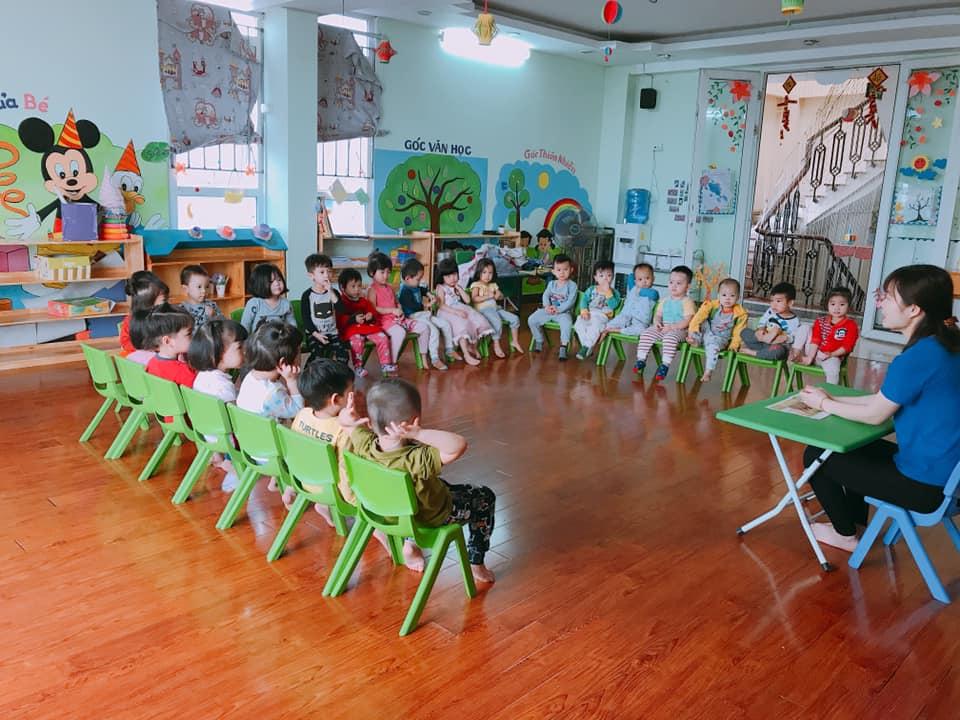 Trường mầm non Xứ Sở Thần Tiên (Wonderland) - Tôn Đức Thắng